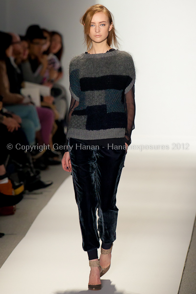 Rebecca Taylor - Fall/Winter 2012 - Mercedes-Benz New York Fashion Week