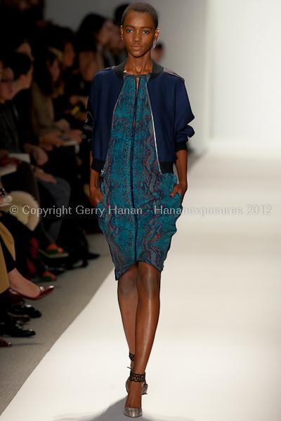 Rebecca Taylor - Fall/Winter 2012 - Mercedes-Benz New York Fashion Week