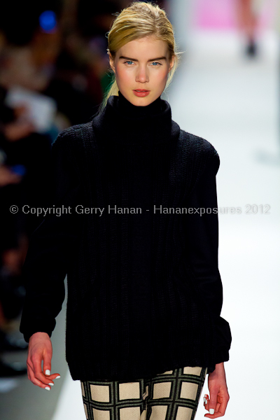 Tibi - Fall/Winter 2012 - Mercedes-Benz New York Fashion Week