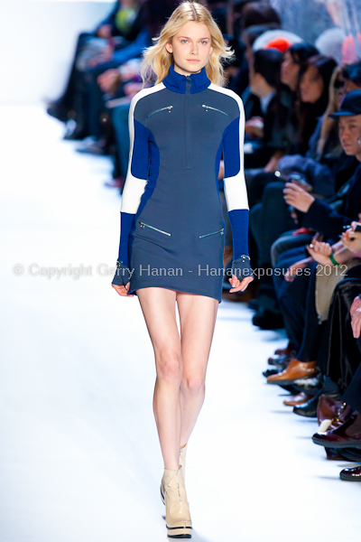 Lacoste - Fall/Winter 2012 - Mercedes-Benz New York Fashion Week