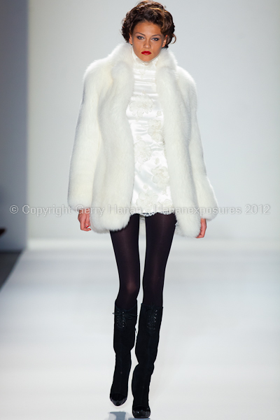 Zang Toi - Fall/Winter 2012 - Mercedes-Benz New York Fashion Week