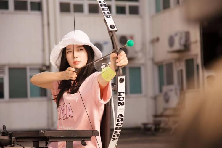 "Photos] New Stills Added for the Korean Movie ""My Bossy Girl ..."