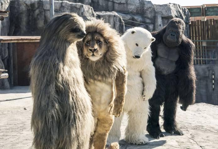 รีวิวภาพยนตร์ Secret Zoo (2020) | ภารกิจกู้สวนสัตว์ด้วยแผนลับสุดฮา ...