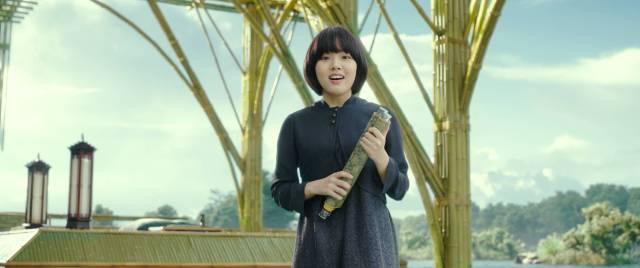 คิมฮยางกี ในภาพยนตร์ Along With The Gods