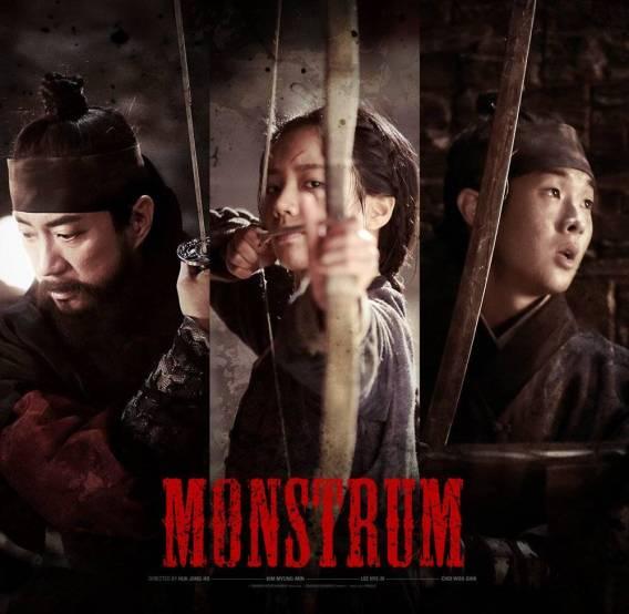 Image result for monstrum poster