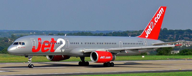 Jet2 handbagage