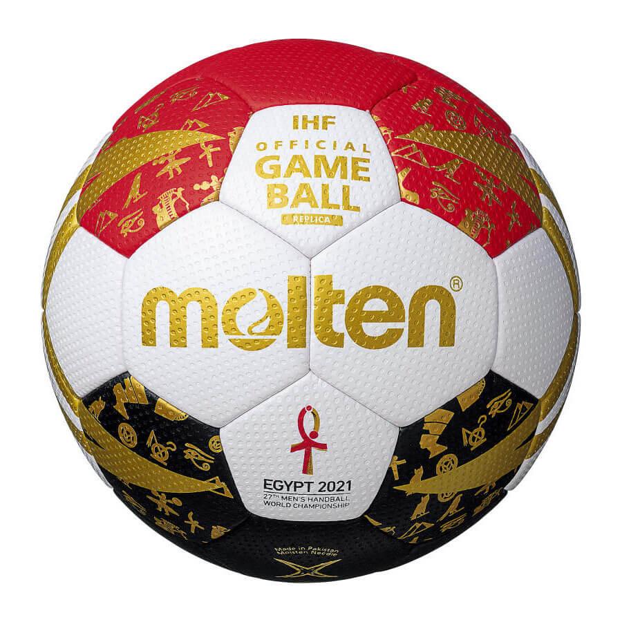 molten wm handball 2021 replica agypten