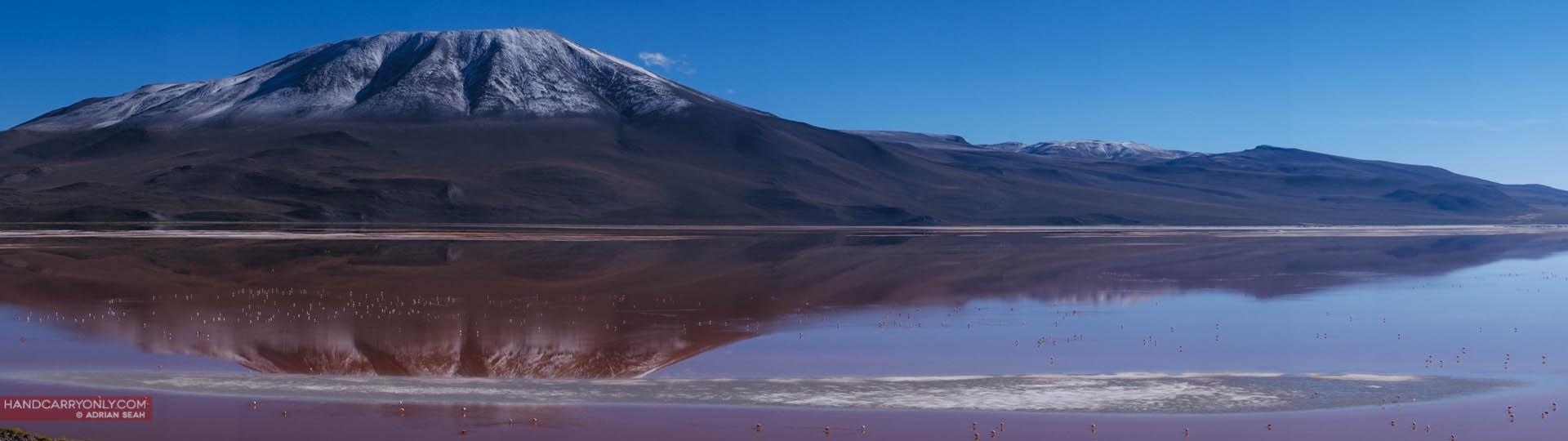 Laguna Colorada Bolivian Altiplano