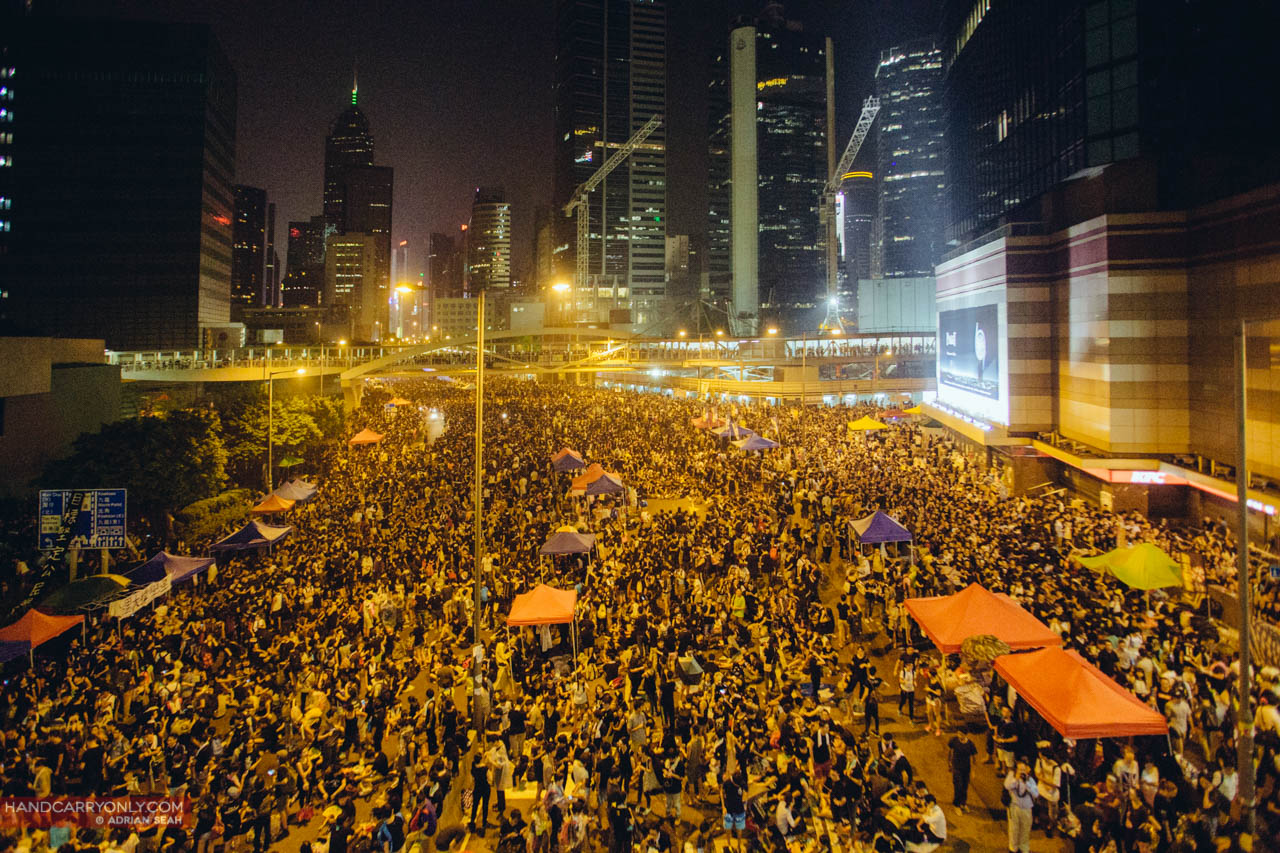thousands at admiralty occupycentral