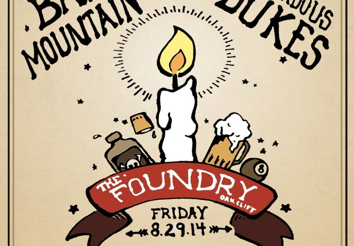 Bad Mountain EP Release Show at The Foundry Dallas