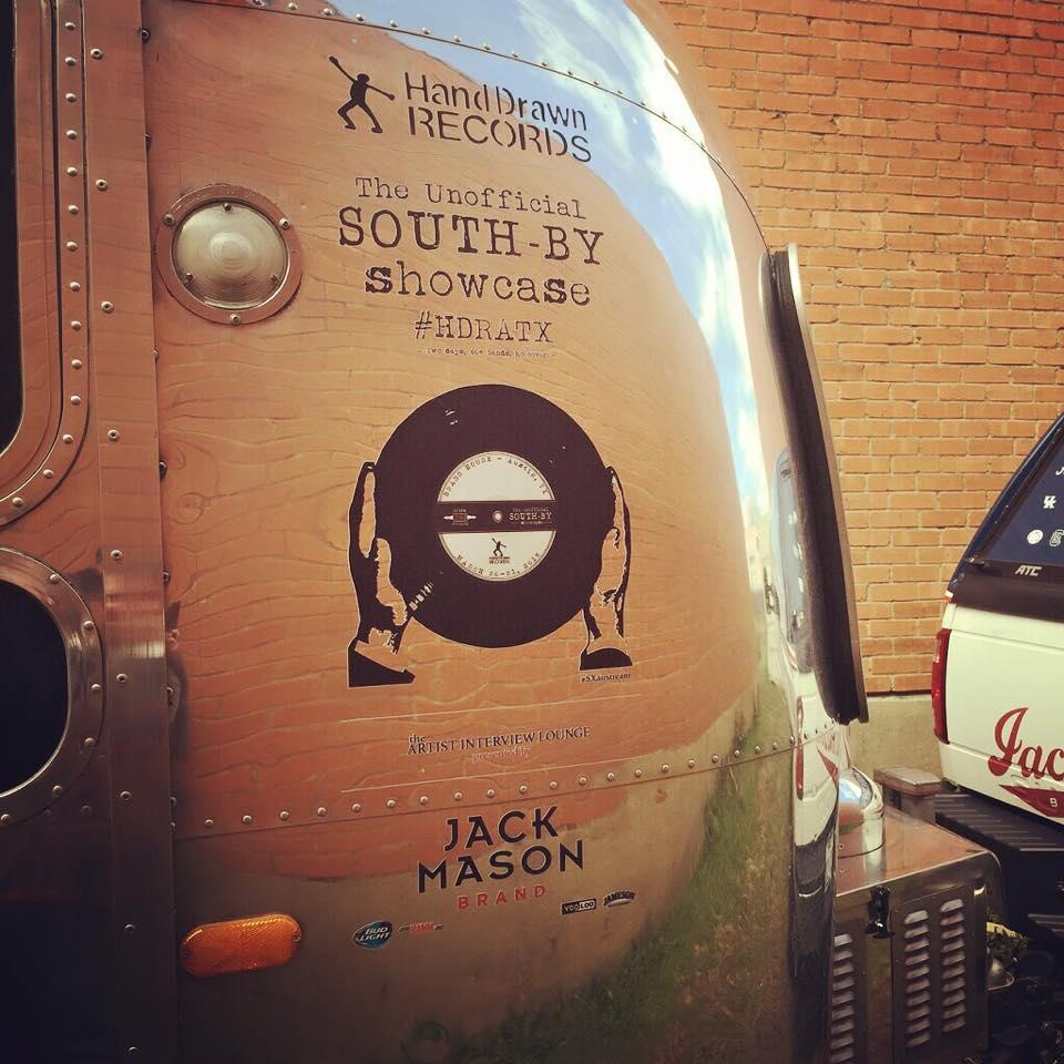 JACK MASON AIRSTREAM + GOODBAMMSHO: Artist Interview Lounge #HDRATX 2015