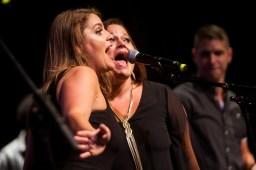 Christi Blocker and LeeAnn Sexton: Cancer Jam 2015