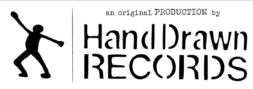Hand Drawn Presents // Logo