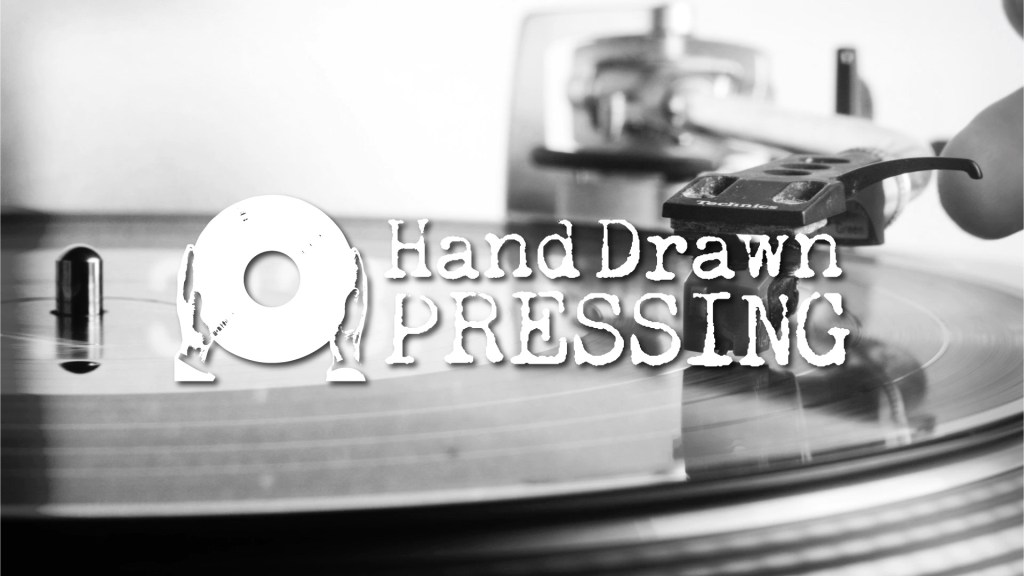 VIDEO: Hand Drawn Pressing: Independent Vinyl Record Pressing Service