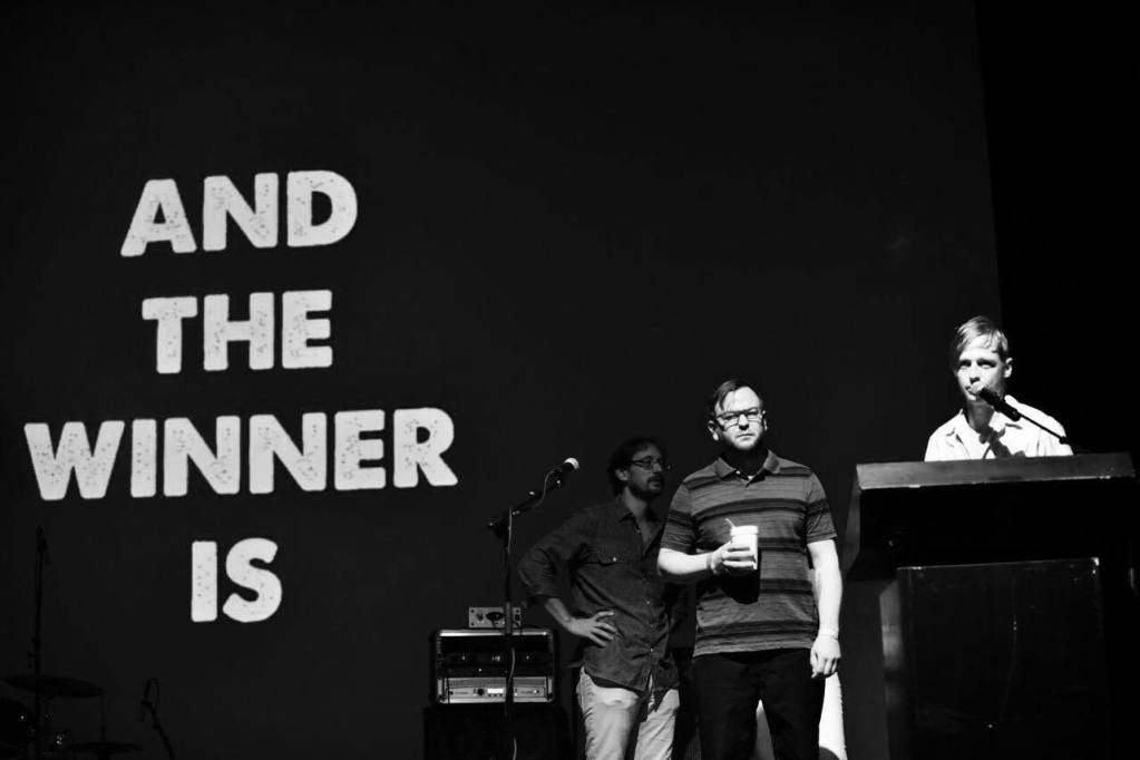 Henry the Archer wins SONG OF THE YEAR :: Fort Worth Weekly Music Awards 2017