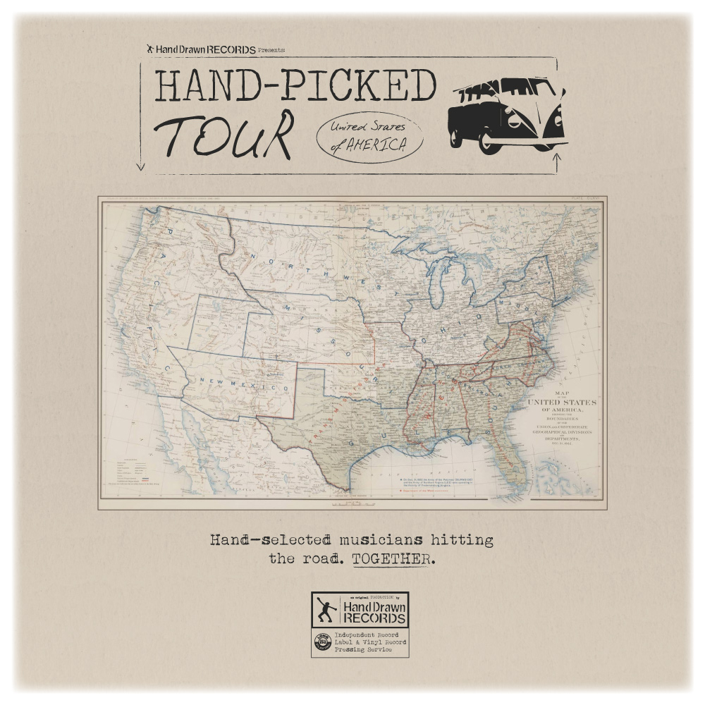 Hand Drawn Presents: Hand-Picked Tour 2016