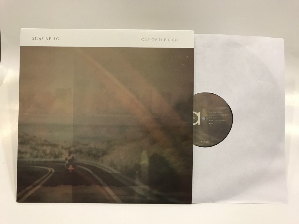 """Out of the Light"" LP by Silas Nello // Hand Drawn Records"