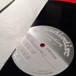 Hand Drawn Pressing: Reference Acetate, The Roomsounds