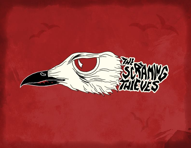 """""""Eagle Eye"""" by The Screaming Thieves"""