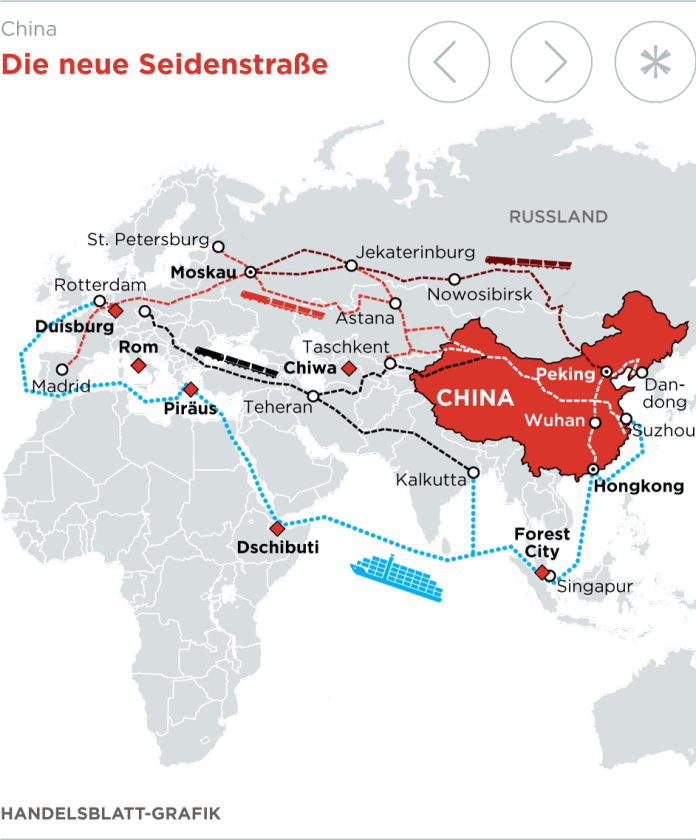 How dangerous is the New Silk Route? | Archy news nety