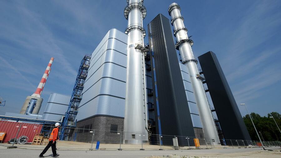 Uniper und Siemens erproben Wasserstoff-Einsatz in Kraftwerken