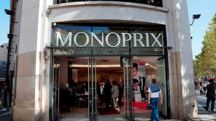 Amazon Und Monoprix Liefern Lebensmittel In Frankreich