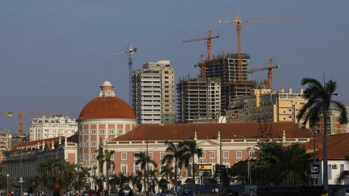 Luanda in Angola. Quelle: Reuters