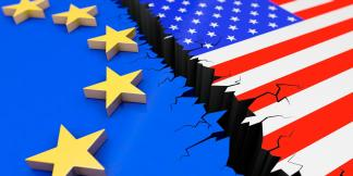 Bildergebnis für Diese 7 Risiken birgt der transatlantische Riss