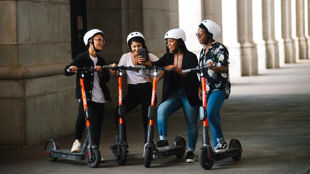 Spin heats up the e-scooter market in Germany