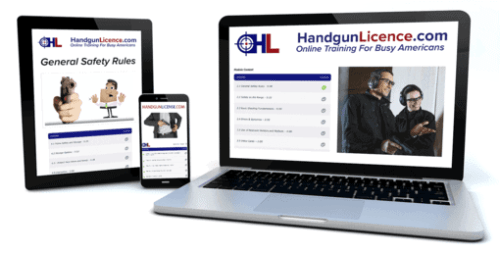 Texas License To Carry Online Course Provided Texas State Approved