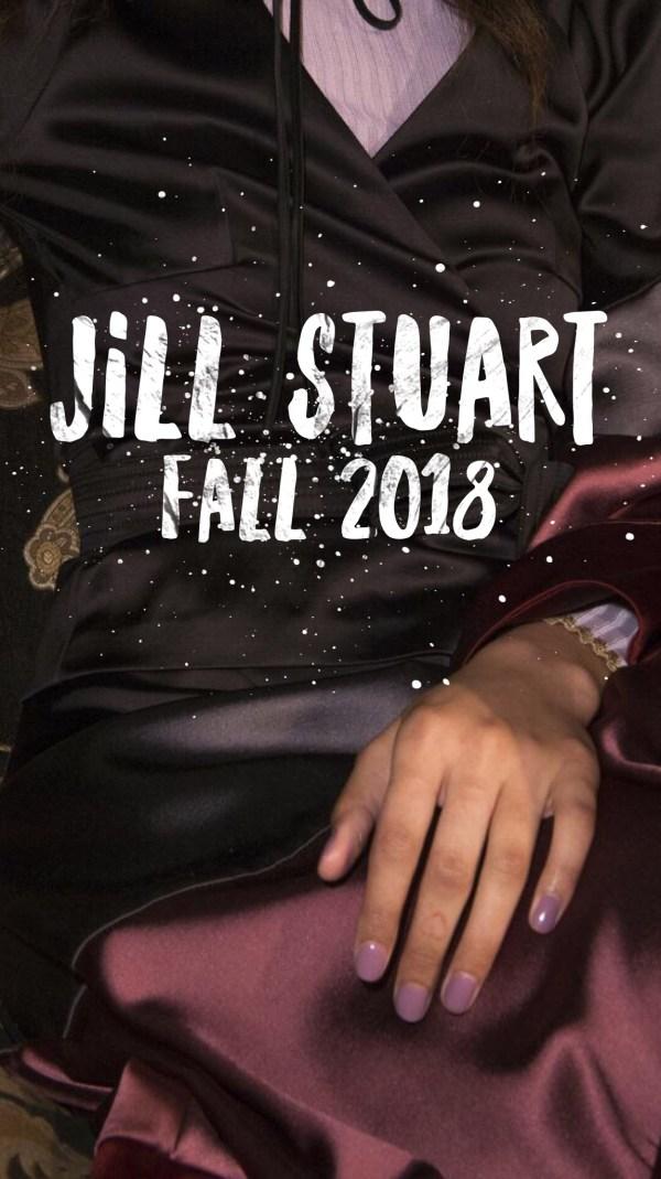 Jill Stuart – Fashion Nails