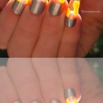 Lava Lamp Nails