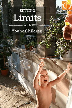 setting limits young children