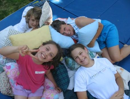 Pillow Family