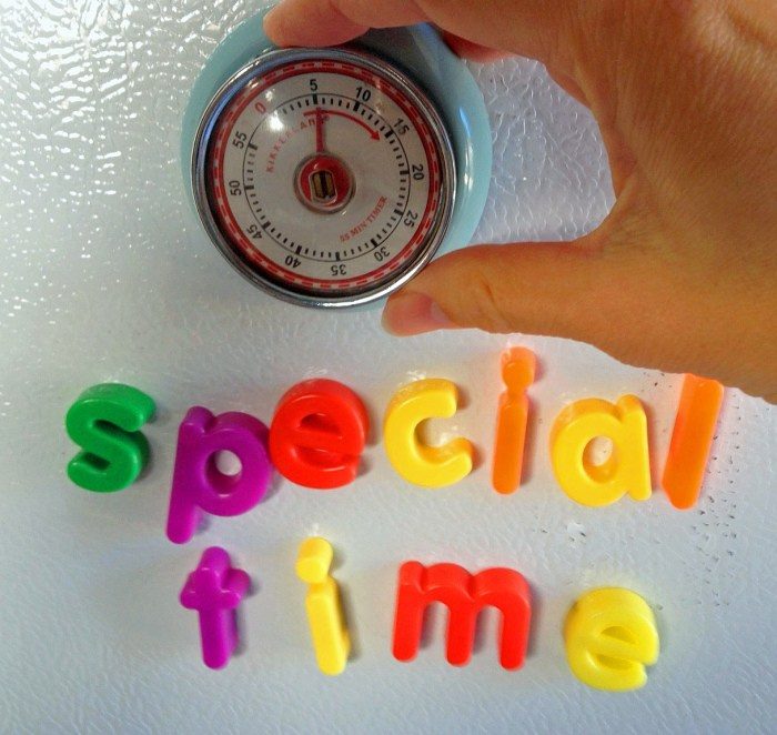 Special Time timer