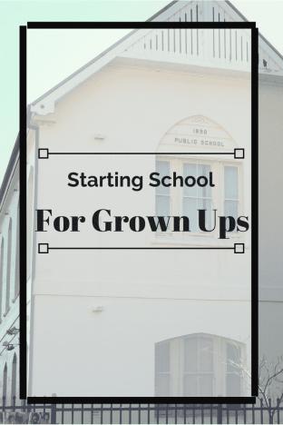 starting public school