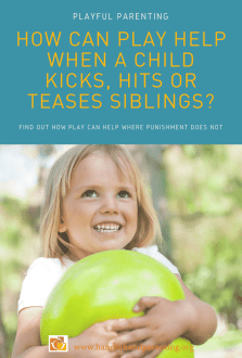 playful parenting, sibling rivalry, positive, parenting