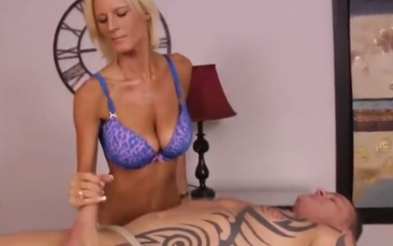 This remarkable mature lingerie handjob busty your phrase