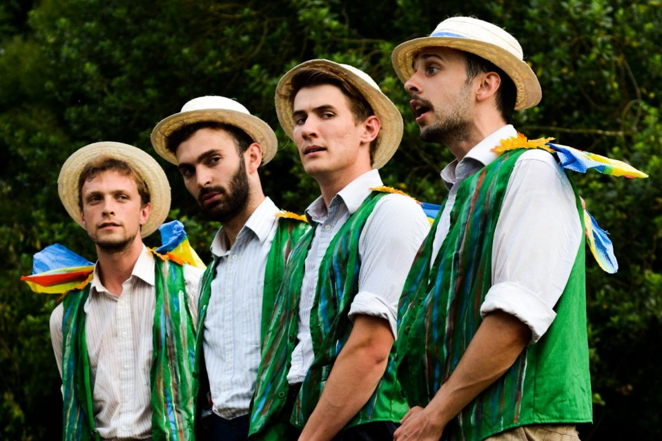 The HandleBards, A Midsummer Night's Dream - Fairies