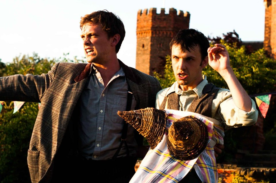 The HandleBards Cycling Shakespeare - Twelfth Night