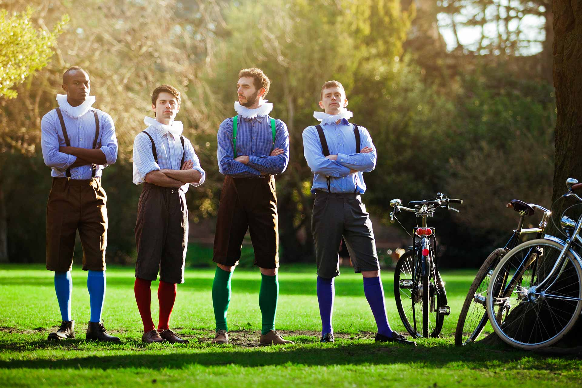 The HandleBards - Stratford