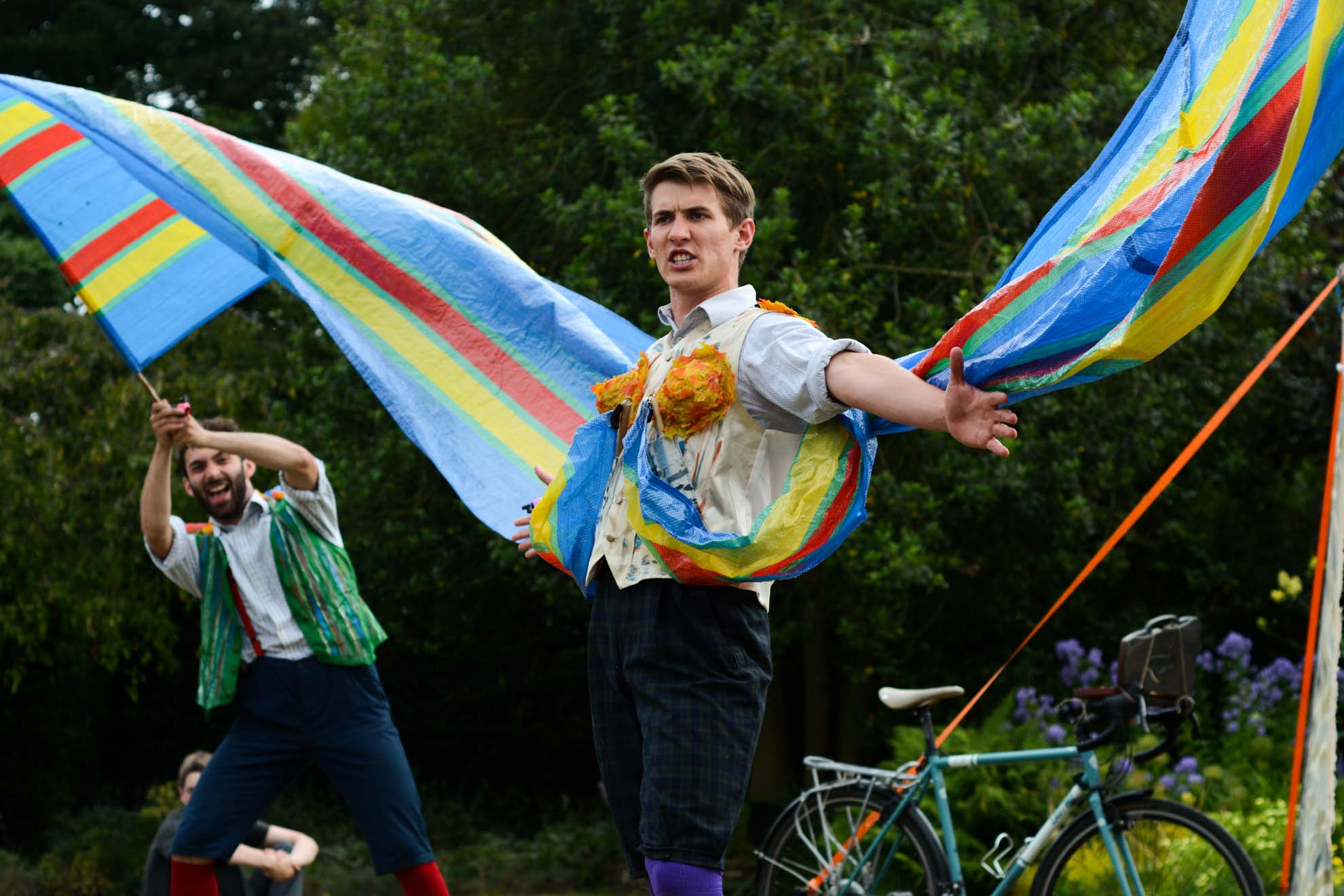 The HandleBards: Titania - A Midsummer Night's Dream