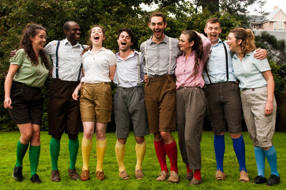 HandleBards: The Boys And The Girls 3