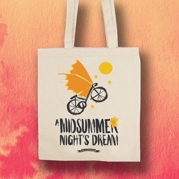 A Midsummer Night's Dream HandleBards Tote bag