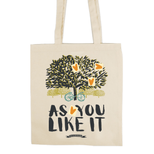 As You Like It Tote Bag