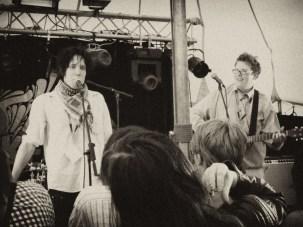 Kreti och Pleti in concert