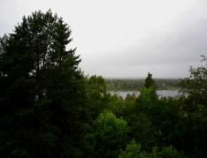 Regen in Umea