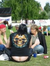Rund ums Trastock-Festival VI