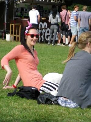 Rund ums Trastock-Festival X