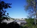 Blick zur Staumauer II - Stornorrforskraftwerk